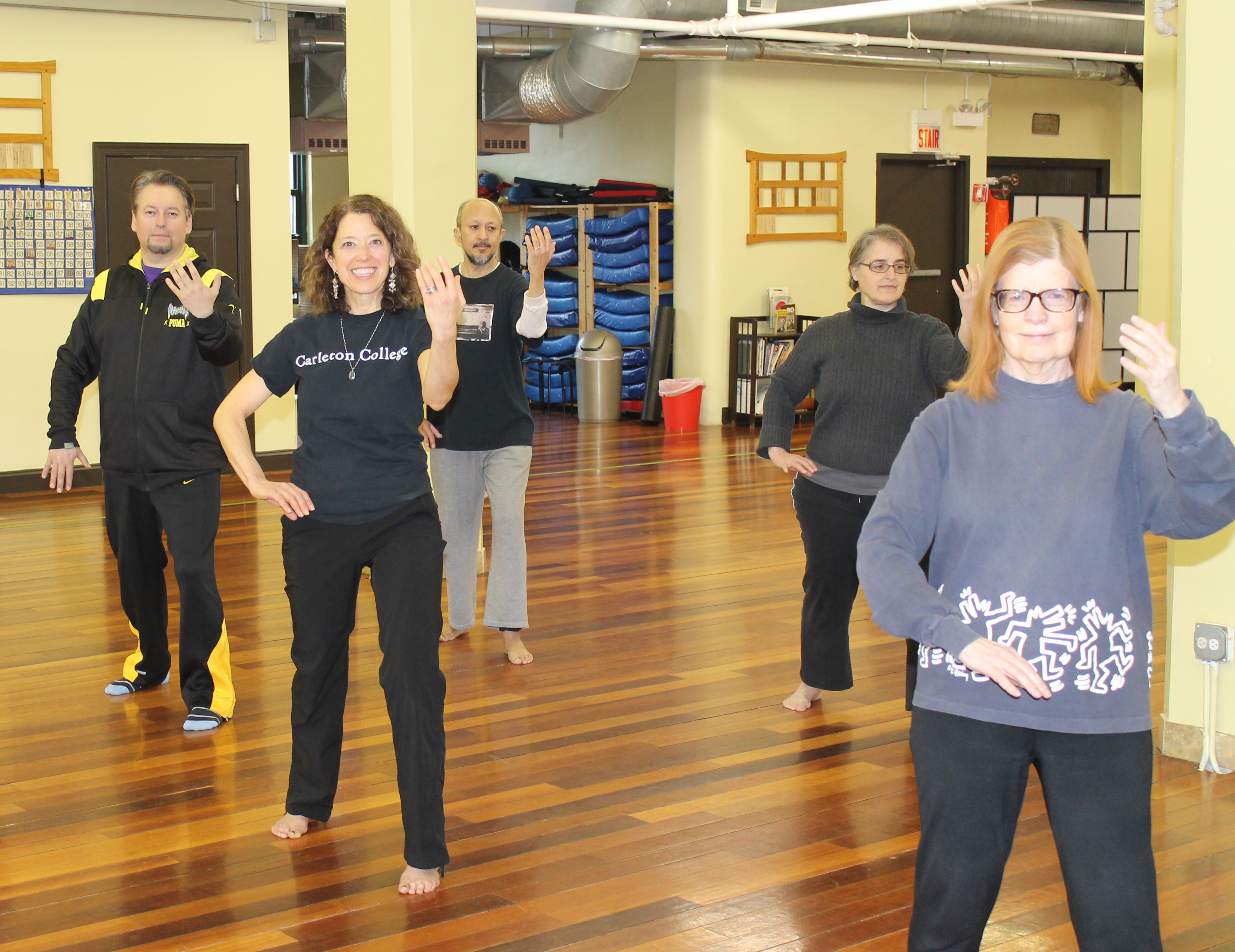 how to learn tai chi online